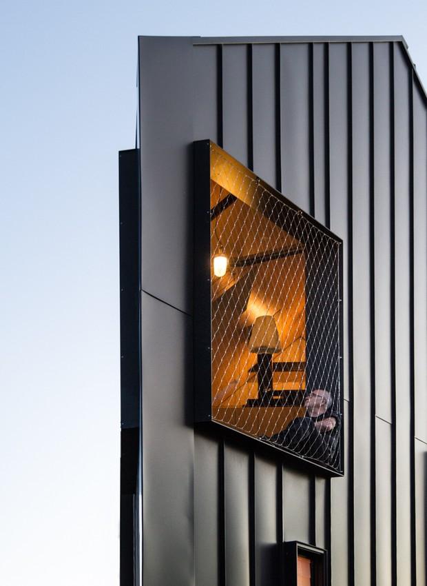 oof-architecture-casa-triangular-melbourne-australia (Foto: Reprodução/Nic Granleese/OOF! Architecture)