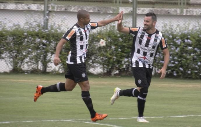 Mário Helênio, Tupi-MG, Sampaio Corrêa (Foto: Bruno Ribeiro)