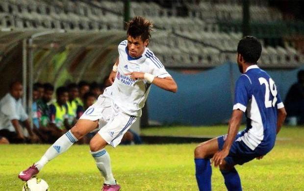 Everton Souza ex-Santos (Foto: Arquivo Pessoal)