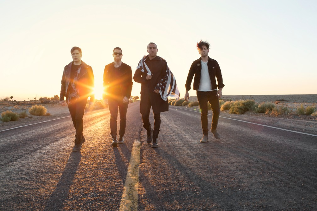 Fall Out Boy se apresenta no Rock in Rio 2017