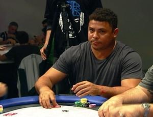 ronaldo frame poquer (Foto: Reprodução/TV Globo)