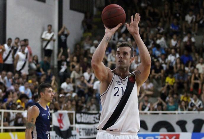 Vasco x Minas, NBB, basquete, Murilo (Foto: Carlos Gregório Jr/Vasco.com.br)