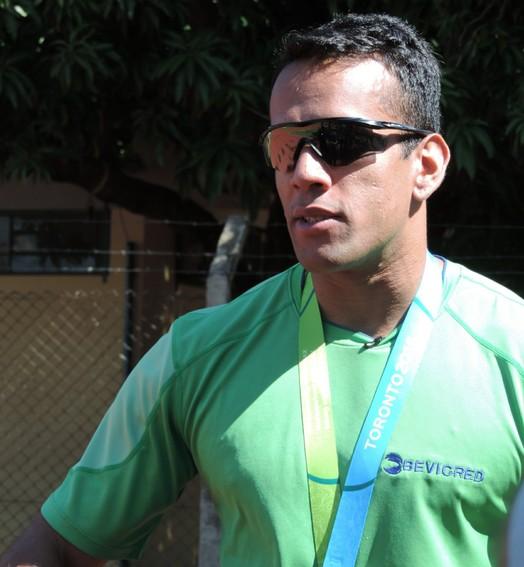sem trégua (João Paulo Tilio / GloboEsporte.com)