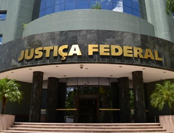 Prédio da Justiça Federal em Curitiba - sede da 13ª Vara Federal (Foto: Divulgação/Justiça Federal em Curitiba)