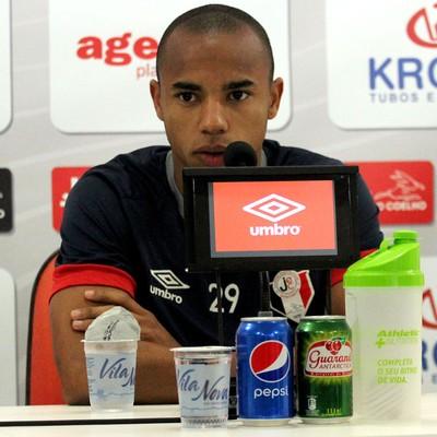 Reginaldo Joinville (Foto: João Lucas Cardoso/JEC)