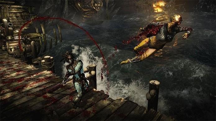 Mortal Kombat X tem vários modos de jogo (Foto: Divulgação)
