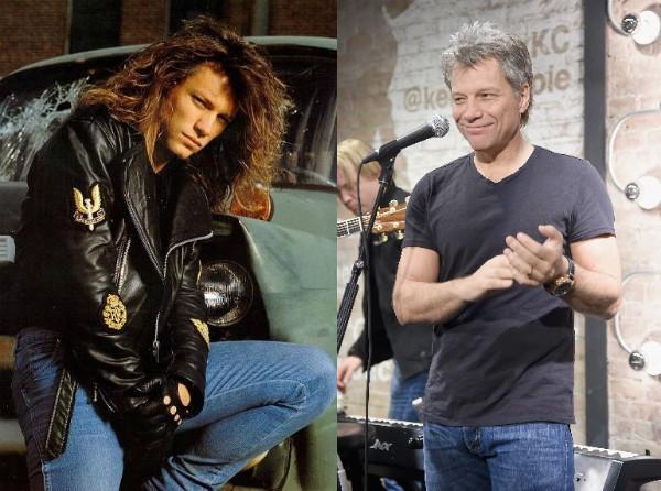 Jon Bon Jovi: ídolo até hoje, tem 53 anos (Foto: Getty Images/Divulgação)