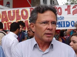 Paulo Rubem diz que vai recorrer à executiva nacional (Foto: Luna Markman/G1)