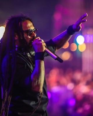 O Rappa e Criolo (Foto: Jefferson Bernardes/Agência Preview)