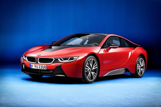 BMW i8 Protonic Red Edition (Foto: Divulgação)