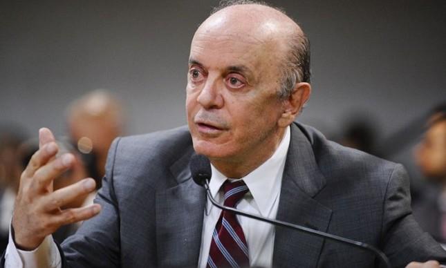 Senador José Serra (PSDB-SP)  (Foto:  Edilson Rodrigues / Agência Senado)