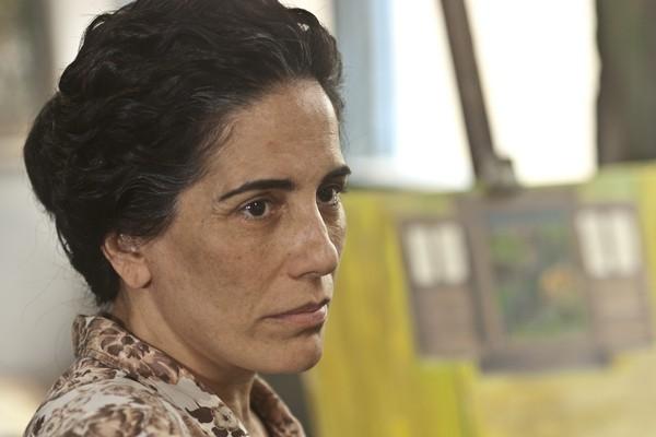 """Gloria Pires caracterizada como Nise da Silveira em uma das cenas do longa: """"Senti em todos uma emoção à flor da pele"""" (Foto: Divulgação)"""