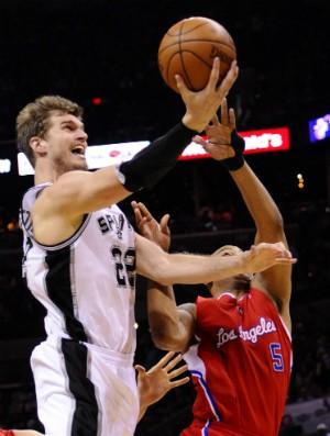 Tiago Splitter, San Antonio Spurs (Foto: EFE)