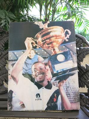 Especial Dener: Poster Vasco Campeão (Foto: reprodução)