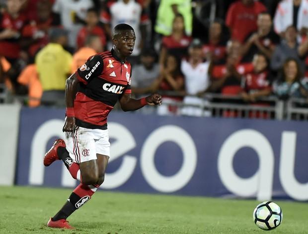 Vinicius Júnior Flamengo Gol
