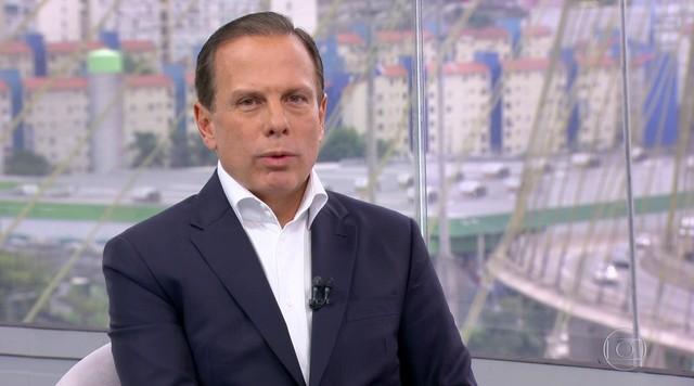 SP1 entrevista o candidato ao governo João Doria (PSDB)