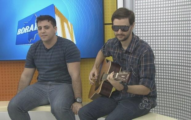 Véspera do feriado em Boa Vista terá muita música em luau (Foto: Roraima TV)