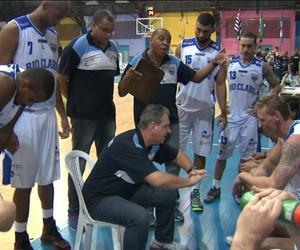 Marcelo Tamião, técnico do Rio Claro (Foto: César Fontenele/EPTV)
