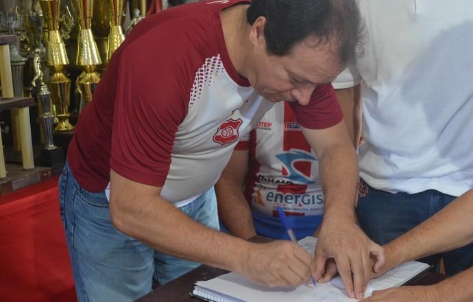 Watteau Rodrigues, Auto Esporte, presidente (Foto: Pedro Alves / GloboEsporte.com)