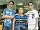 Em Manaus, gêmeos tentam mesmo curso na UEA: 'temos que nos apoiar'