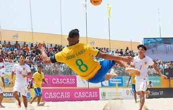 Atropelou! Brasil faz 16 a 0 na China e vai decidir Mundialito contra Portugal