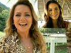 Marquezine rasga elogios a Pasmanter: 'Prazer trabalhar e tê-la como amiga'