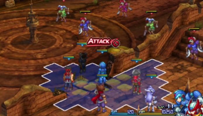 Project X Zone 2 (Foto: Divulgação/Bandai Namco)