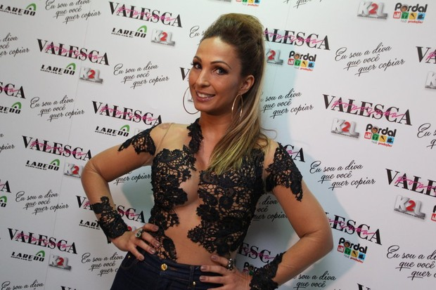 Valesca Popozuda (Foto: Francisco Silva/ Ag. News)
