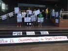 Ativistas pedem liberdade de índios tenharim suspeitos de mortes no AM