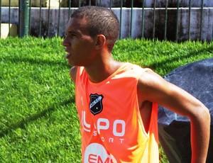 Pingo, atacante do ABC (Foto: Divulgação/ABC)