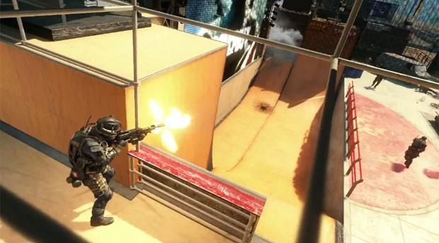 'Revolution' traz novos mapas para as partidas on-line de 'Black Ops II' (Foto: Divulgação)