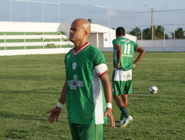 Ruy Cabeção é a estrela do Alecrim no Campeonato Potiguar (Foto: Augusto Gomes)