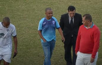 Edinho Poá vê Atlético Mogi imaturo, mas se diz contente apesar de derrota