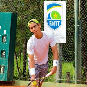 Tênis, Mato Grosso (Foto: Assessoria/FMTT)