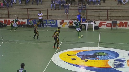 Confira a tabela da 3ª fase da Taça EPTV de Futsal Sul de Minas 2017