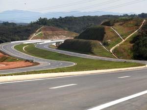 Arco Metropolitano (Foto: Divulgação/Secretaria Estadual de Obras/Erica Ramalho)