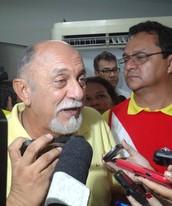 Jatene espera 'reciprocidade' de Dilma (Thais Rezende/G1)