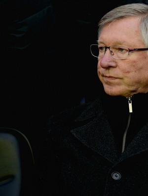 Alex Ferguson é o técnico do Manchester United (Foto: Getty Images)