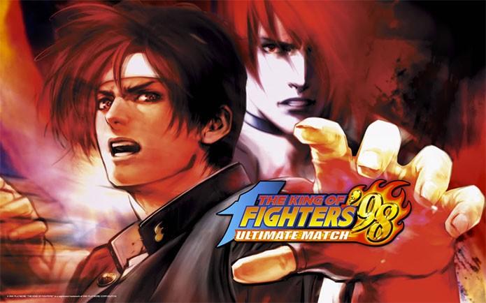 Relembre The King of Fighters e outros clássicos jogos de luta de fliperama (Foto: Divulgação)