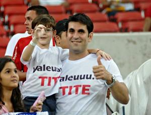 Adeus, Tite (Foto: Aldo Carneiro/Pernambuco Press)