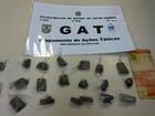 Jovem tenta fugir, mas é detido com drogas em Cabo Frio, no RJ