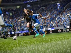 'Fifa 15' é game de futebol de nova geração (Foto: Divulgação/Electronic Arts)