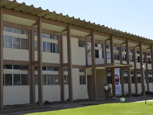 Prefeitura Municipal de Macapá (Foto: Abinoan Santiago/G1)