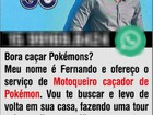 Estudante de Sorocaba cria serviço para caçar Pokémon: 'Sou bom nisso'