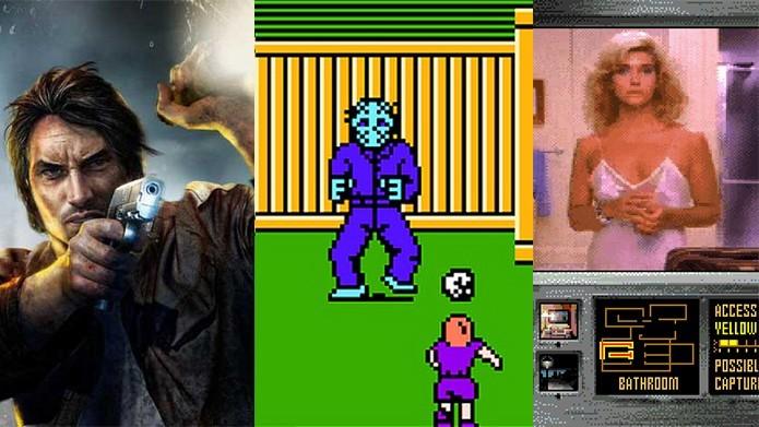 Lista reúne 7 piores jogos de terror do mundo (Foto: Reprodução/Murilo Molina)