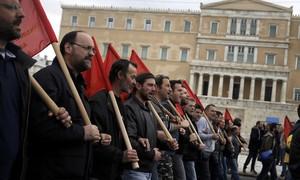 Grécia tem greve geral contra reforma das aposentadorias