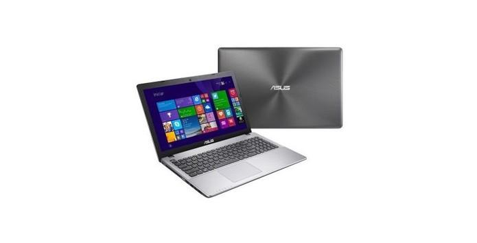 Asus X550LA traz Windows 8.1, processador Core i5 e 8 GB de RAM (Foto: Divulgação/Asus)