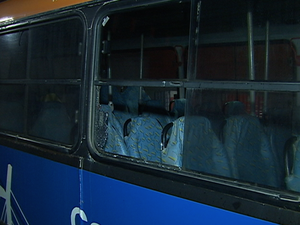 Intervalo entre os ônibus foi ampliado (Foto: Reprodução/TV Asa Branca)