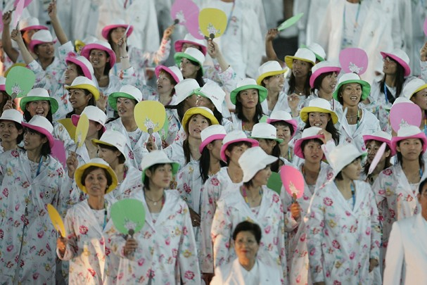 Japão em 2004 (Foto: Getty Images)