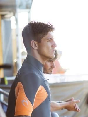 Gabriel Medina se vinga de Carlos Muñoz (Foto: ASP / Kirstin Scholtz)